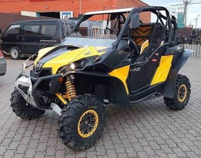 BRP CAN-AM maverick XRS 1000 EFI DPS багги